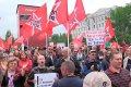 Митинг левых сил