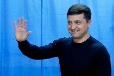 Зеленский лидирует на выборах президента Украины