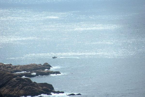 Португальский берег Атлантического океана.
