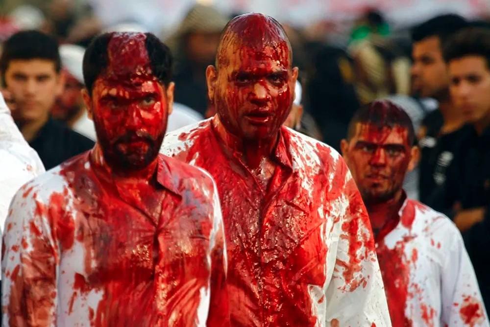 Кровавый День Ашура