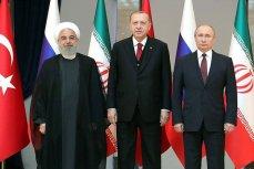Президенты РФ, Турции и Ирана