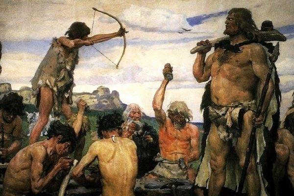 Люди каменного века