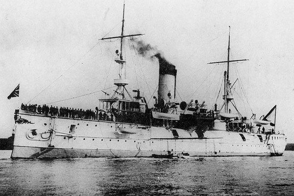 Броненосный фрегат «Адмирал Нахимов» - первый российский крейсер с башенной артиллерией
