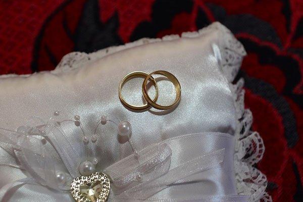 Венчание.