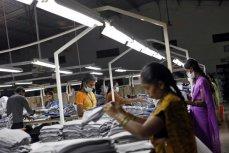 Швейная фабрика в индийском штате Тамил-Наду