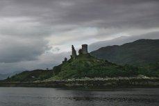 Замок Маол на острове Скай