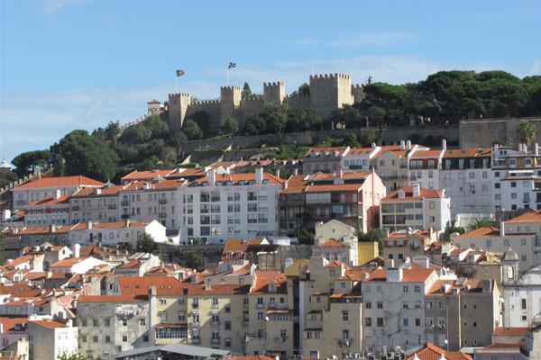 Замок Святого Георгия (порт. Castelo de São Jorge) — крепость в черте Лиссабона.