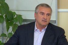 Глава Крыма Сергей Аксёнов