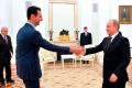 Встреча с Президентом Сирии Башаром Асадом.