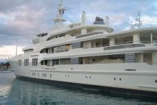 86-метровая яхта Ecstasea