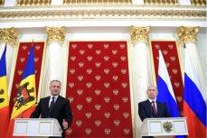 Пресс-конференция Путина и Додона.