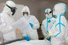 ВОЗ заявила, что пандемия Covid-19 «растет в геометрической прогрессии»