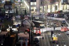 Грузовик врезался в толпу, Берлин, 19 декабря 2016.