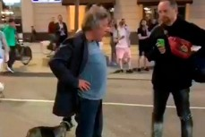 Михаил Ефремов попал в аварию в центре Москвы