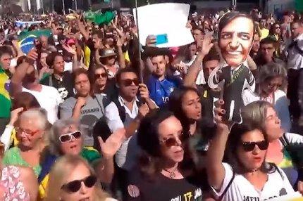 Второй тур выборов президента Бразилии