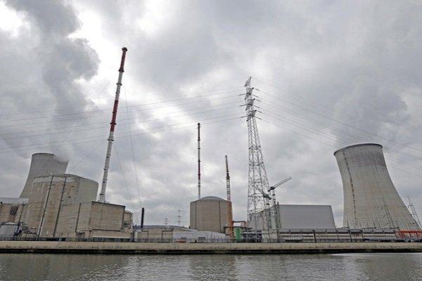 Атомная электростанция в Тианже, Бельгия