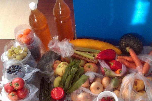 Фрукты, овощи, мёд. Алтайские фермеры.