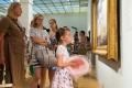 На выставке Айвазовского.