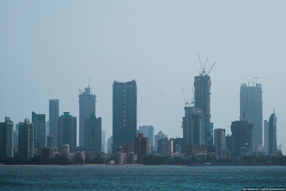 Небоскребы Мумбаи