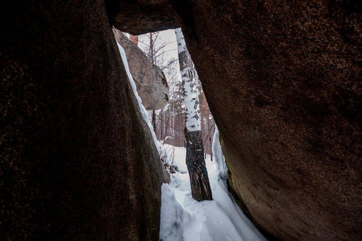 Камни святилищ на Урале