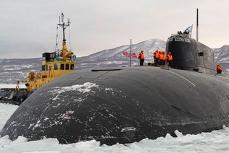 Подводный крейсер «Томск».