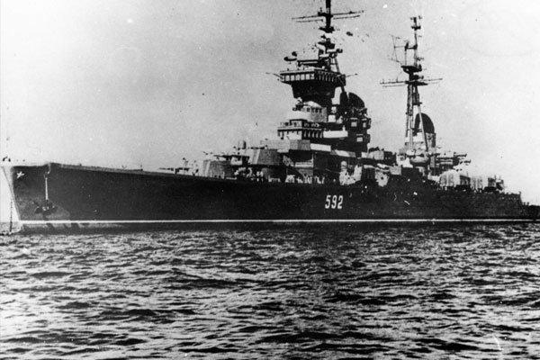 «Адмирал Нахимов» — советский крейсер проекта 68-бис