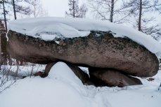 Камни уральских гор