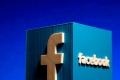 Логотип компании Facebook.