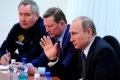 Владимир Путин на заседании госкомиссии.