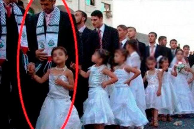 8-летняя невеста умерла в Йемене в первую брачную ночь от внутреннего кровотечения