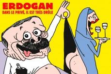 Карикатура на Эрдогана