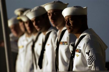 ВМС США.