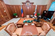 Кабинет президента Владимира Путина