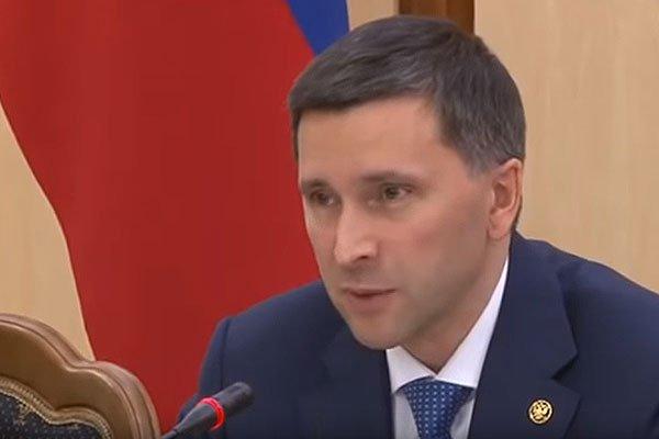 Министр экологии РФ Дмитрий Кобылкин, предлагает украсить трубы Красноярска илюминацией