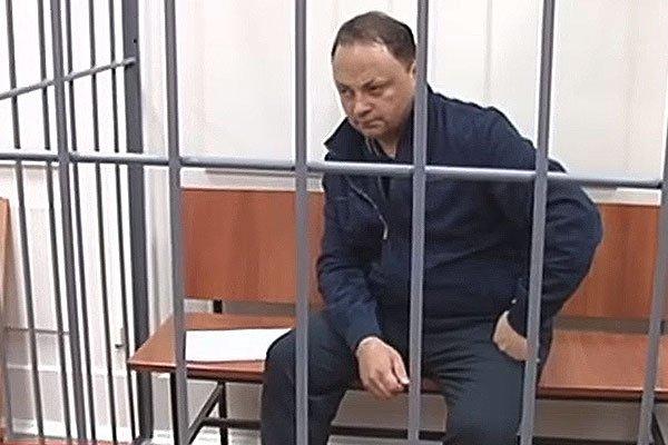 Экс-глава Владивостока Игорь Пушкарёв