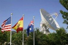 Комплекс NASA в Мадриде.