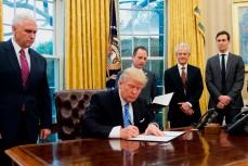 Трамп ветировал оборонный бюджет