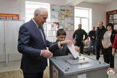 Выборы Президента Республики Южная Осетия и референдум.