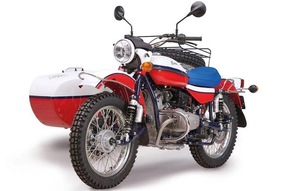 Мотоцикл Ural Adventure