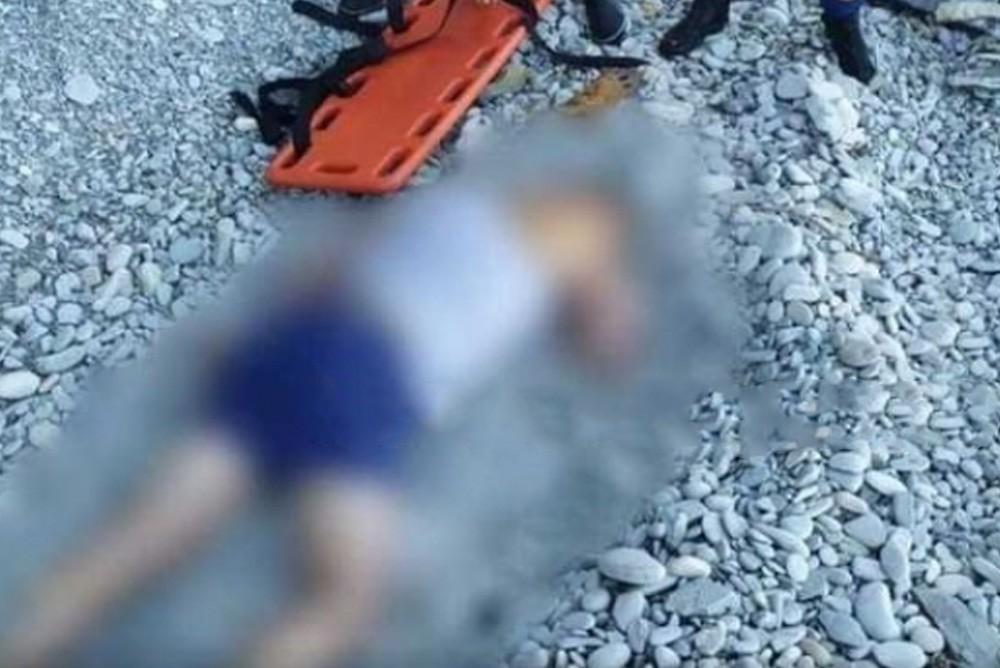 Молодой мужчина разбился в Геленджике сорвавшись с кручи 15 июля 2021 года