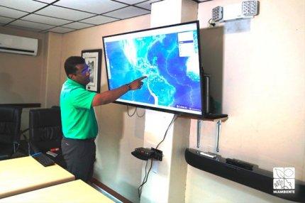 """Панамское морское управление (AMP) и Управления водных ресурсов Панамы (ARAP) мониторят развитие """"красного прилива"""""""
