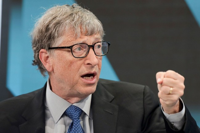 Билл Гейтс назвал сроки завершения пандемии COVID-19