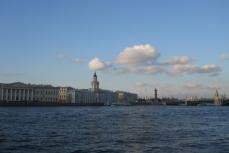 Панорама Санкт-Петербурга.