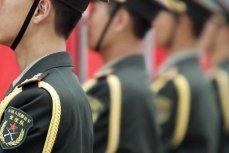 Солдаты Китайской армии