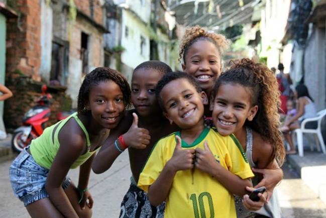 Бразильские фавелы - разнообразные и увлекательные вечера