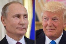 Путин, Трамп.