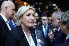 Ле Пен, кандидат в президенты Франции.