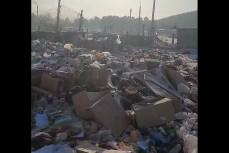 В Бурятии мусорный коллапс