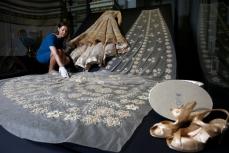 Свадебное платье Елизаветы II.