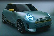 Первый электромобиль MINI